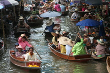 Thailand - Floating Market