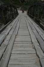 A Bridge over Rio Mantara