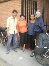 Ulises´s Family in Lima