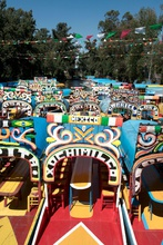 Mexico City - Xochimilco