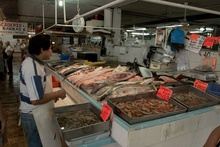 fish market in Veracruz