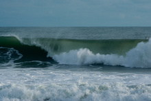 Big wave, Playa Hermosa, Costa Rica