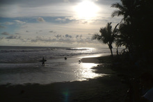 Sunset, Playa Hermosa, Costa Rica