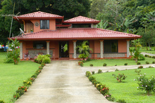 Costa Rican house