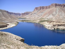 'Magic Lakes' Band-e-Amir