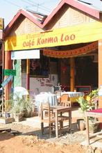 Laos - Vang Vieng - Pub