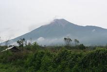 Indonesia - Sumatra - Mt. Kerinci 3807mnm